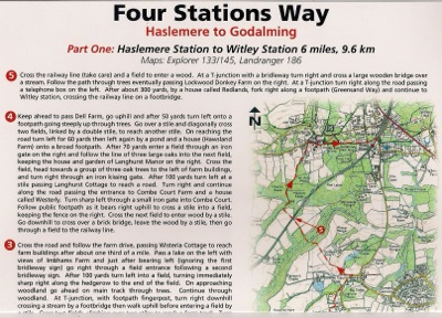 Four stations way