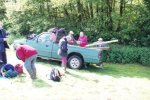 Stroud Farm, Shamley Green - May 2003