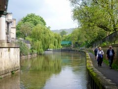 Kennet & Avon Canal in Bath